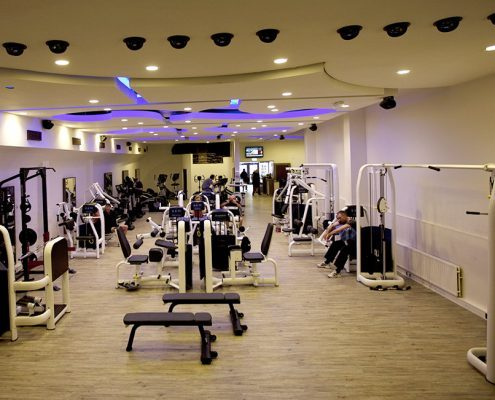 Newstyle Oudegracht fitness