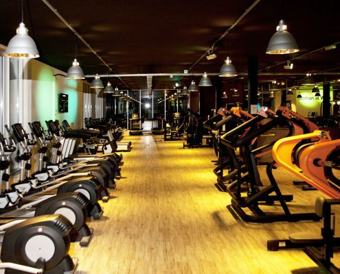 Newstyle Ondiep - Thorbeckepark fitness