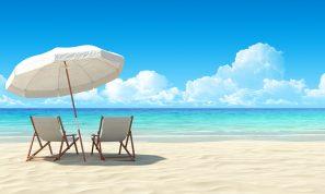 Opschorten tijdens de vakantie